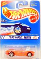 '58 Corvette Coupe | Model Cars