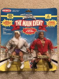 Ric Flair VS Larry Zbyszko | Action Figure Sets