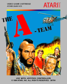 The A-Team | Video Games