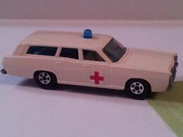 Mercury Police Ambulance Wagon | Model Cars