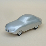 Panhard Dynavia Prototype | Model Cars