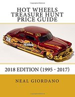 Hot Wheels Treasure Hunt Price Guide: 2018 Edition (1995 - 2017) | Books
