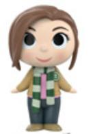 Hermione Granger (Quidditch World Cup) | Vinyl Art Toys