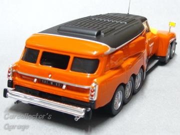 "1972 Citroën DS Tyre Tester ""Milles Pattes""   Model Cars"