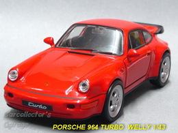 Porsche 964 Turbo | Model Cars