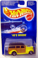 '40's Woodie | Model Cars