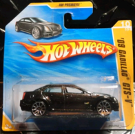 '09 Cadillac CTS-V | Model Cars