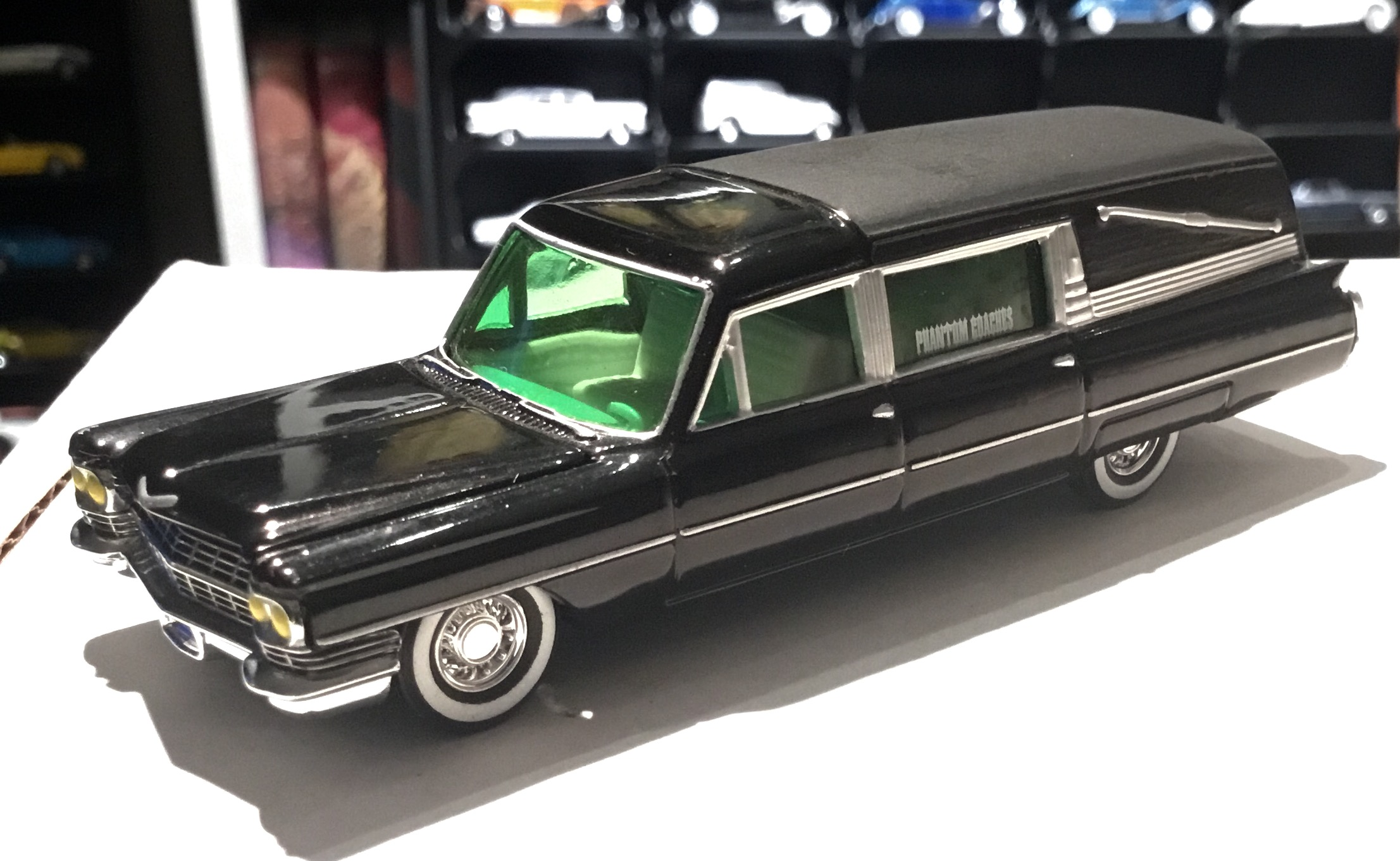 1963 Cadillac Fleetwood Hearse Model Cars Hobbydb