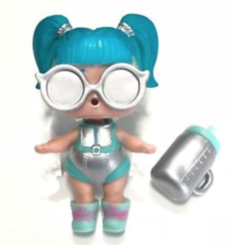 ❤️GLAMSTRONAUT❤️ Ultra Rare Doll gift LoL surprise confetti pop series 3 wave 2