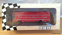 "Mercedes O 317 Race Transporter ""Porsche"" 