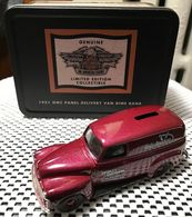1951 GMC Panel Delivery Van BANK | Model Trucks