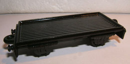 Flat Car With Container | Model Trains (Rolling Stock)