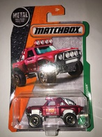 Sonora Shredder | Model Trucks | '17 LC- large 'METAL' logo; cut corners; # on left