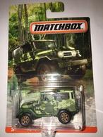 Toyota Land Cruiser FJ40 | Model Trucks | '17 Camouflage card