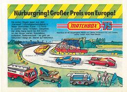 Nürburgring! Großer Preis Von Europa! | Print Ads
