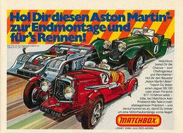 Hol Dir Diesen Aston Martin - Zur Endmontage Und Für's Rennen! | Print Ads