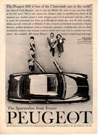 The sportsedan from france peugeot print ads d702b782 c7e4 4336 bf9b e5e73c6d686b medium