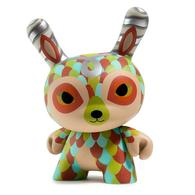 Curly Horned Dunnylope | Vinyl Art Toys