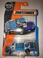 Aqua King | Model Trucks | '17 LC- large 'METAL' logo; cut corners; # on left