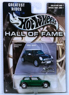 2001 Mini  | Model Cars | HW 2003 - Hall of Fame / Greatest Rides # B5934 - 2001 Mini - Green - Real Riders