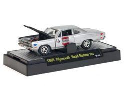 M2 autro drags plymouth 1969 road runner 383 model cars 5e907635 7340 4d38 bfa7 957842538d15 medium