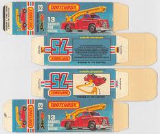 Matchbox miniatures picture box   l type   gmc snorkel fire engine collectible packaging d3dde48e 9329 4084 ac90 ebd384b0ca77 medium