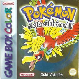 Pokemon Gold | Video Games