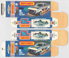 Matchbox miniatures picture box   l type   ford escort rs 2000 collectible packaging 57bdb999 97e9 47b3 9885 63f8151ceaba medium