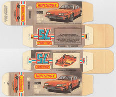 Matchbox miniatures picture box   l type   rover 3500 collectible packaging 630f100f dd9a 4034 9816 95a2f8611817 medium