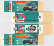 Matchbox miniatures picture box   l type   vw golf collectible packaging 2fe6c2f6 7c50 4898 9f57 0bfd7d464a9e medium
