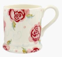 Scattered Rose 1/2 Pint Mug - Emma Bridgewater | Ceramics | Scattered Rose 1/2 Pint Mug