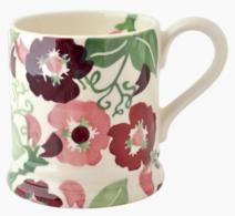 Zinnia 1/2 Pint Mug - Emma Bridgewater | Ceramics | Zinnia Half Pint Mug