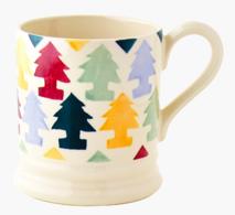 Polka Trees 1/2 Pint Mug - Emma Bridgewater | Ceramics | Polka Trees Mug