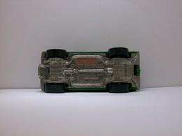 Baja Breaker | Model Trucks | Raised Malaysia base, Mattel, Inc. 1977