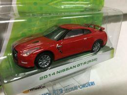 2014 Nissan GT-R (R35) | Model Cars