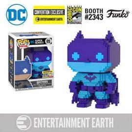 Batman (Purple & Blue) | Vinyl Art Toys