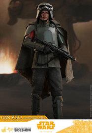 Han Solo (Mudtrooper) | Action Figures