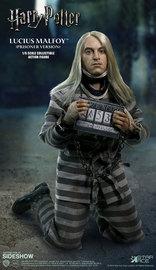 Lucius Malfoy (Prisoner Version)   Action Figures