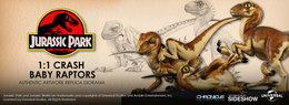 McCreery's Baby Raptors | Dioramas