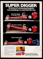 Super Digger | Print Ads