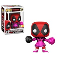 Cheerleader Deadpool (Pink Glitter) | Vinyl Art Toys