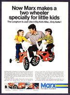 Now marx makes a two wheeler specially for little kids print ads 04b37415 17b5 417b a1fa 05458d319062 medium