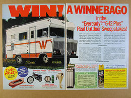 Win A Winnebago! | Print Ads
