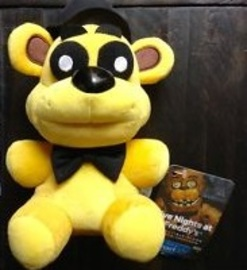 Golden Freddy (6-Inch) | Plush Toys