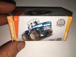 Acre Maker   Model Farm Vehicles & Equipment   '18 Power Grab box- w/'65 Anniversary logo