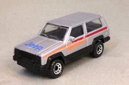 Jeep Cherokee | Model Trucks