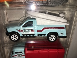 Ford F-Series Truck | Model Trucks | '18 Ocean Works 5-Pack
