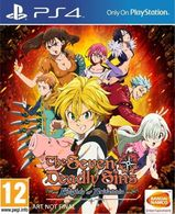 The Seven Deadly Sins - Knights of Britannia | Video Games