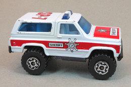 4x4 Chevrolet Blazer | Model Trucks