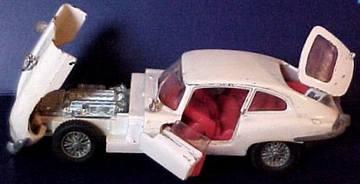 Jaguar E-Type | Model Cars